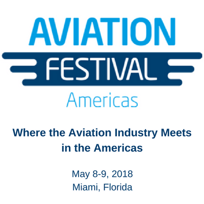 Aviation Festival Americas 2018