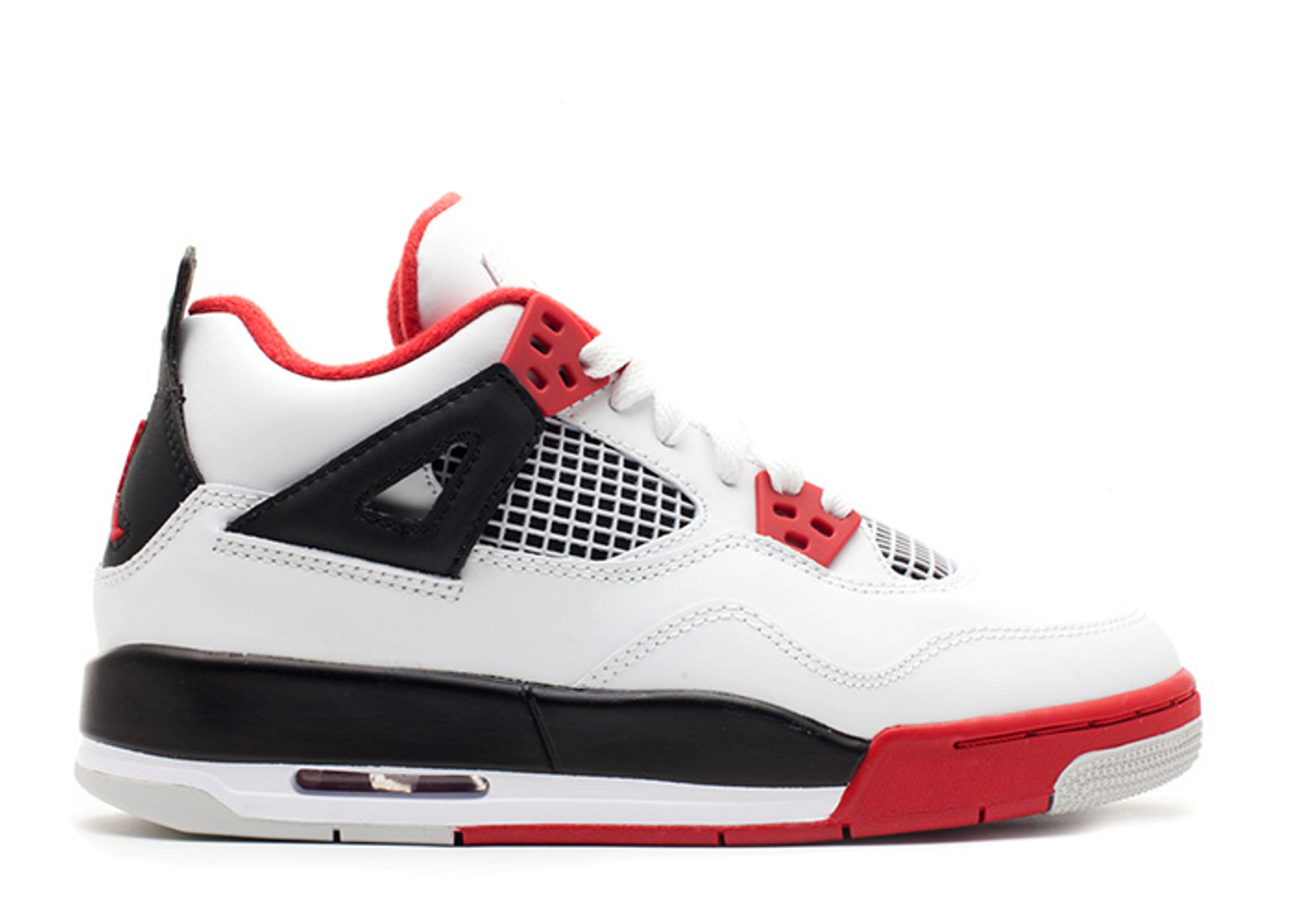"Air Jordan 4 Retro (gs) ""2012 Release""  Air Jordan"