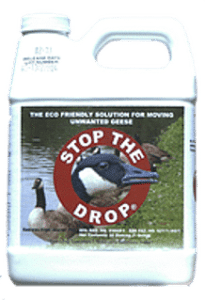 A gallon of Stop the Drop.