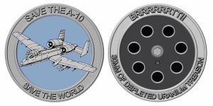 "The follow-up coin to the sought-after ""Treason Bird"" patch."