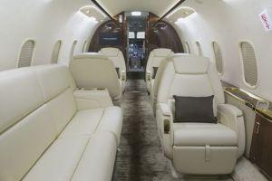 Challenger 350 G-SCAR jet charter based UK