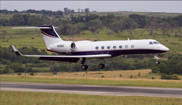 Gulfstream G550 Based TEB Teterboro, NJ by Avjet charter