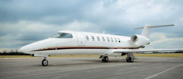 Learjet 45XR charter
