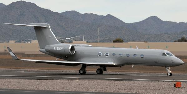 Sun Air Jets' new Gulfstream V to charter fleet