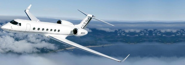 Gulfstream 550 charter