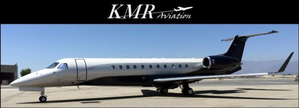 New 2016 Legacy 650 now for charter with KMR Aviation, Southern California