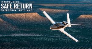 Garmin Autoland in Cirrus Vision Jet