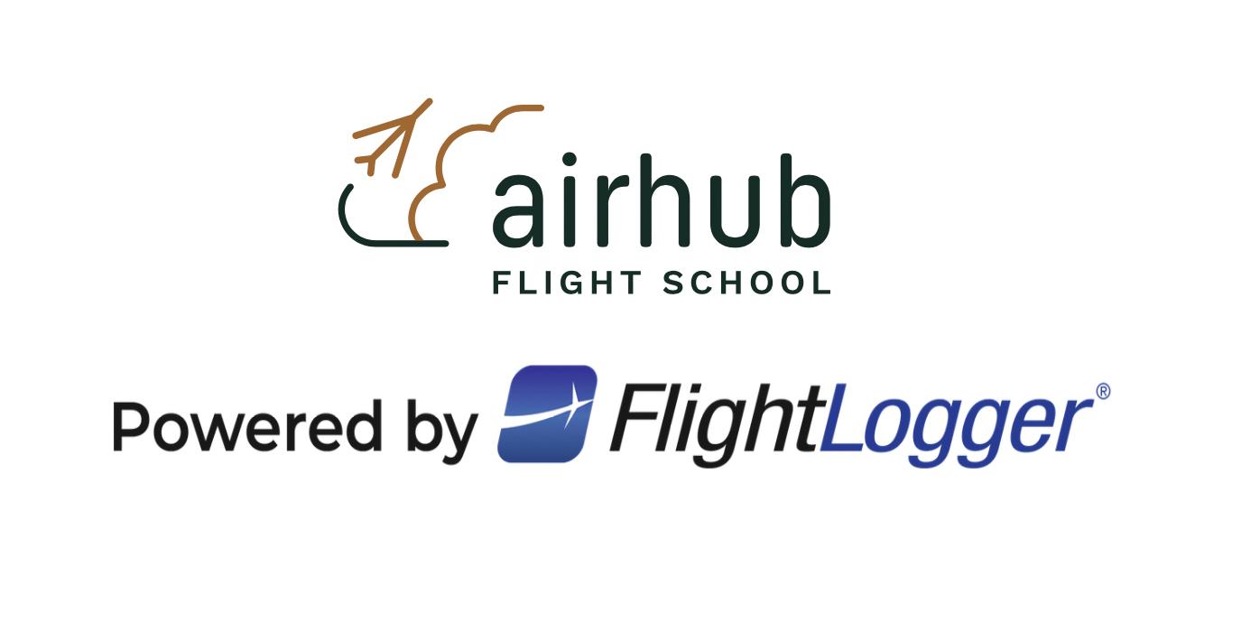 AirHub Flight School goes live with FlightLogger's digital