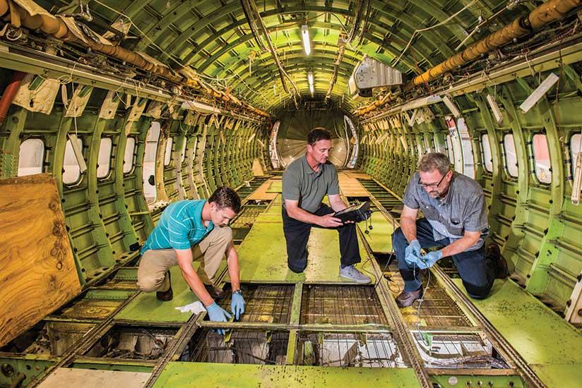 Assessing the Sensors  Flight Safety Foundation