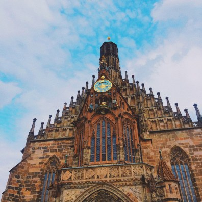 Church of Our Lady, Nuremberg - #FLIGHTSANDFEELINGS