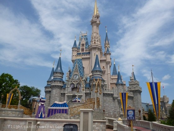 The Cinderella Castle