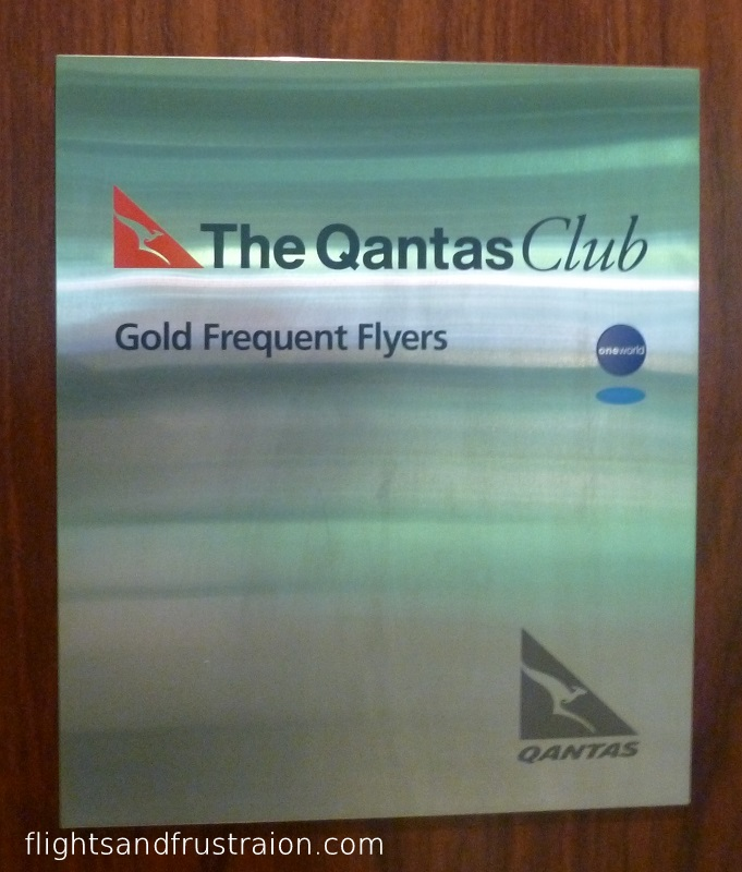 The Qantas Club Brisbane Airport