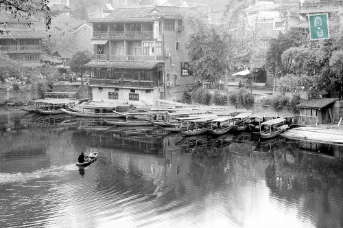 The beauty of Fenghuang