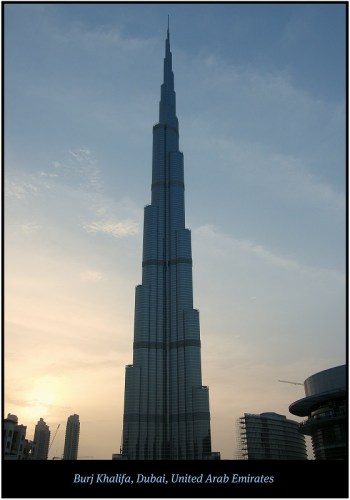 Burj Khalifa - photo credit U-g-g-B-o-y-(-