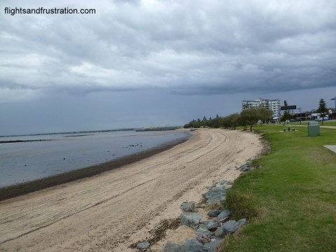 Clontarf Beach on the North Moreton Bay Tourist Drive