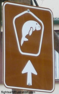 Sign for the Northern Moreton Bay Tourist Drive