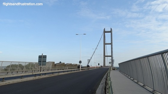 How long is the Humber Bridge - Humber Bridge Facts