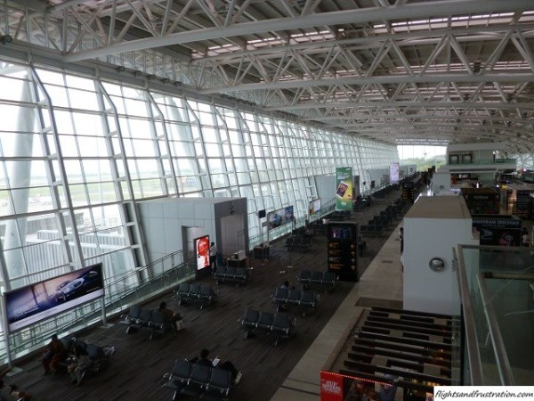 Chennai Airport Domestic Terminal is built for the 21st century