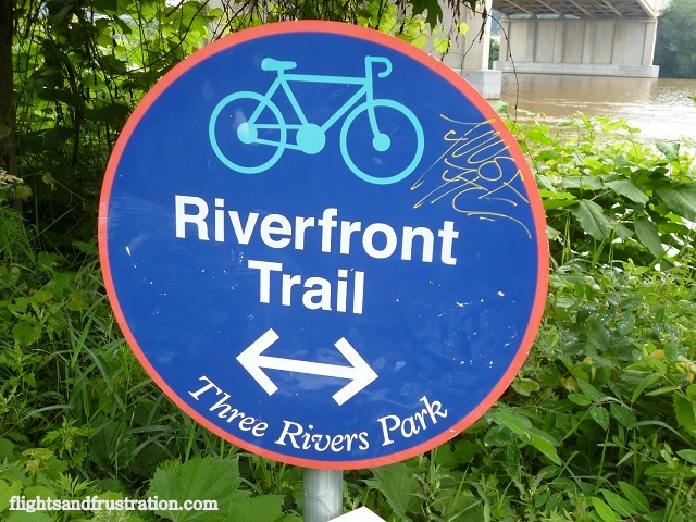 Pittsburgh River Front Trail