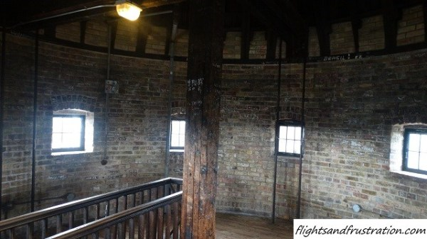 Inside the Scottish Tower of Casa Loma Toronto