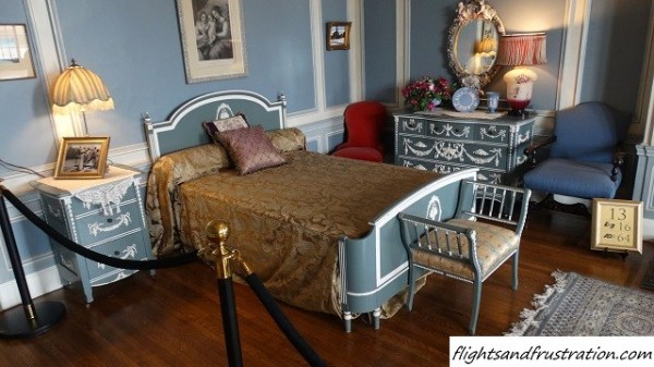 Lady Mary Pellatt's bedroom
