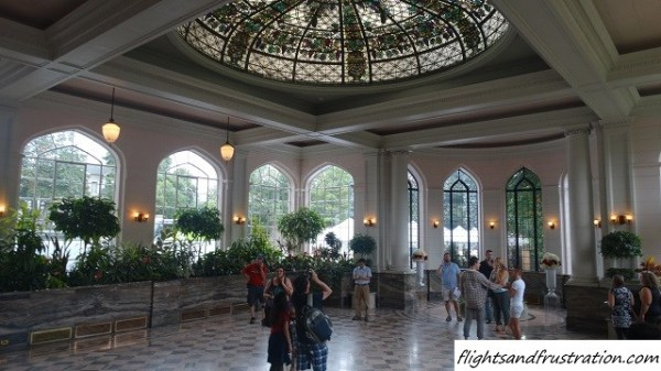 The Conservatory at Casa Loma Toronto
