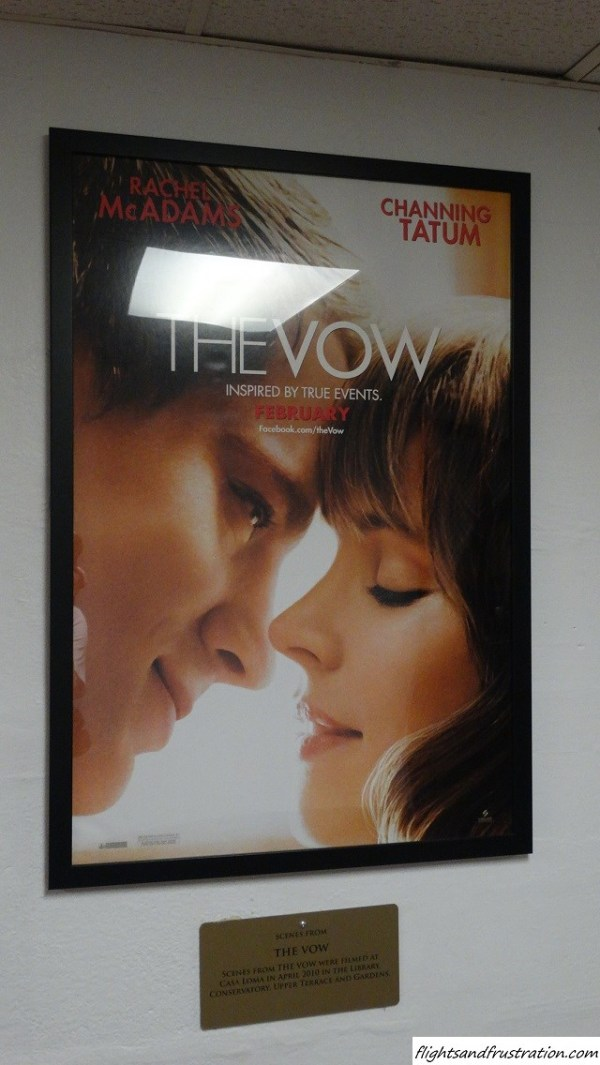 The Vow starring Rachel McAdams and Channing Tatum