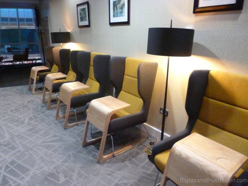 Feel at home in a Manchester VIP Lounge