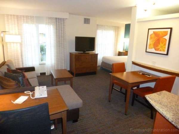 A spacious apartment as one of the best hotels in daytona beach
