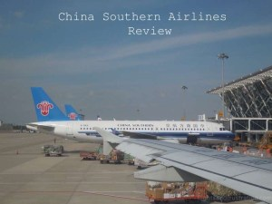 China Southern Airlines Review – Is It Really That Bad?