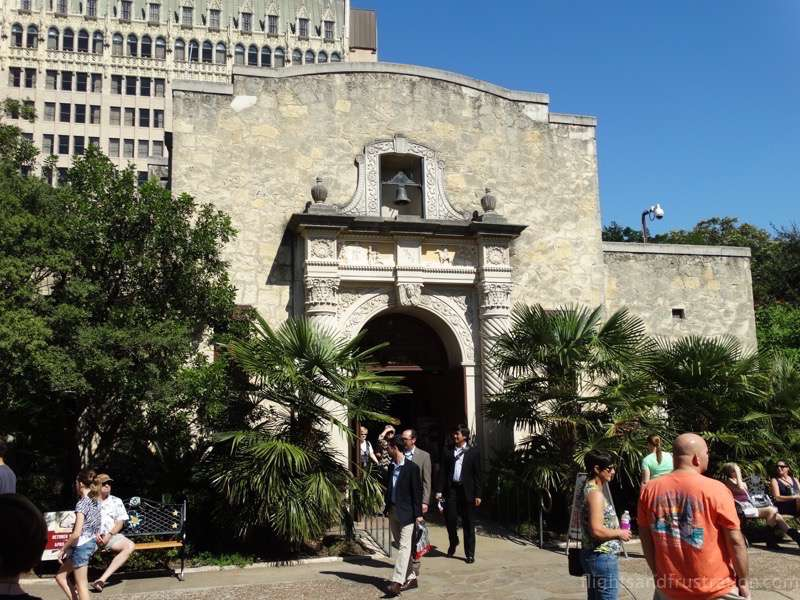 The Alamo gift shop san antonio texas