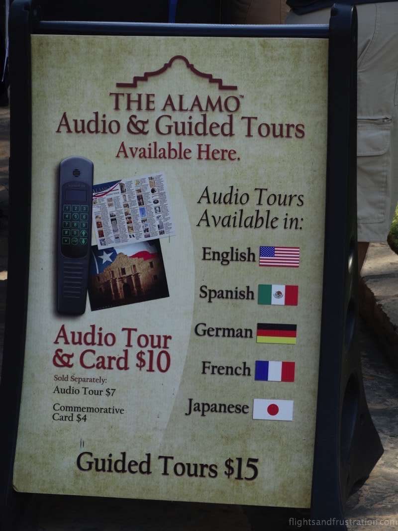 The Alamo guided tours the alamo san antonio
