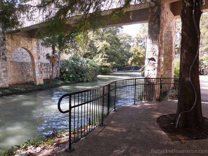 A beautiful walk riverwalk san antonio tx