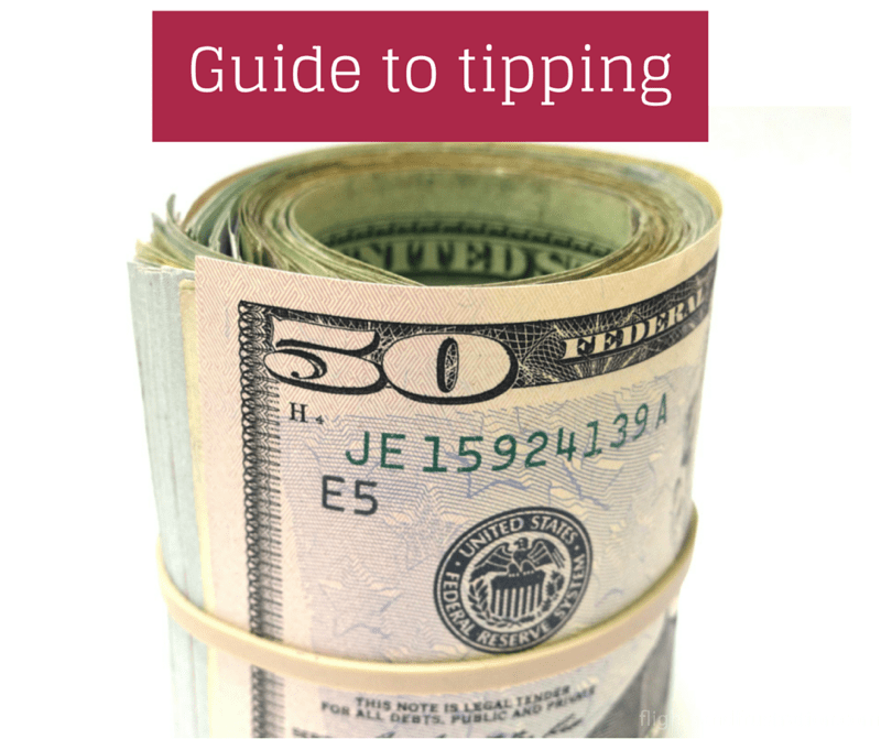 Guide to tipping in USA