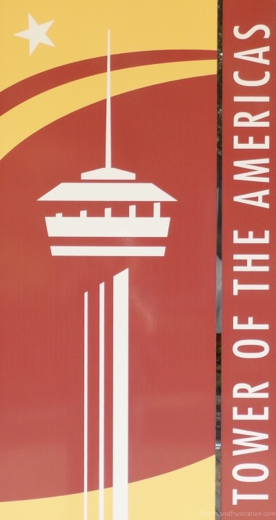 Logo of the san antonio tower of the americas
