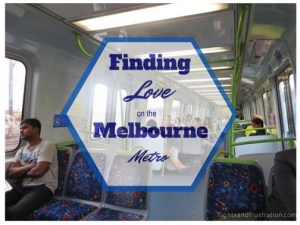 Finding Love On The Melbourne Metro