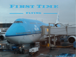First Time Flying: What You Need To Know If You've Never Flown Before
