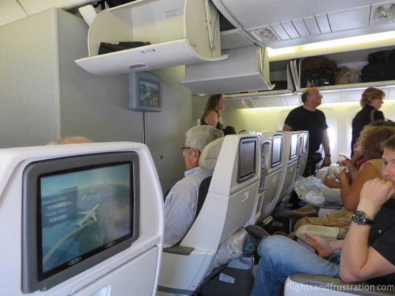 Have a seat with Air France Premium Economy