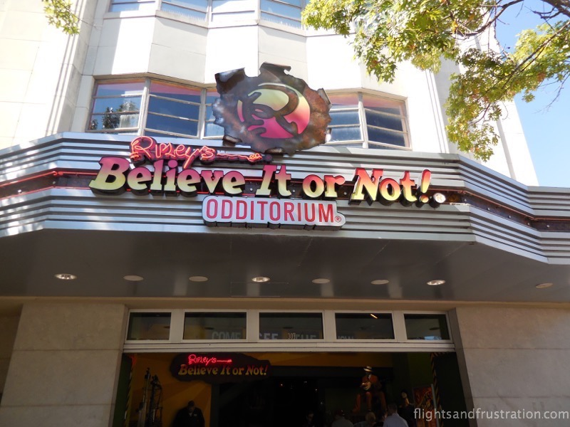 Ripleys Believe It or Not! in San Antonio places to visit
