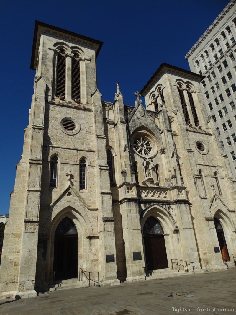 San Fernando De Bexar Cathedral one of the best places to visit San Antonio