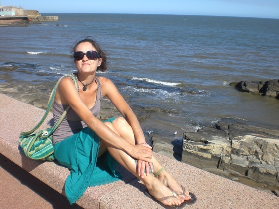 Enjoying life in Montevideo, Uruguay - tired travellers by Claudia Tavani of My Adventures Across The World