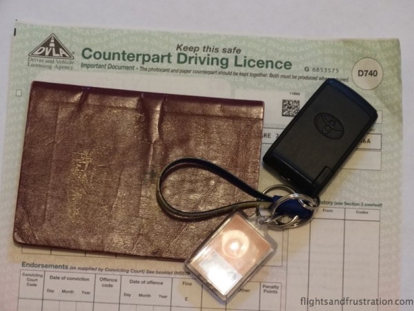 Do I need my licence if I am hiring a car abroad