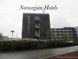 Are Norwegian Hotels Smart Hotels?