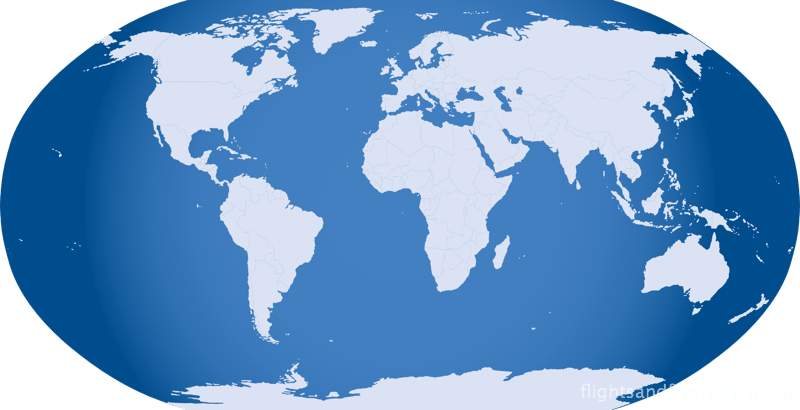 How Many Continents Are There In The World - Name the seven continents
