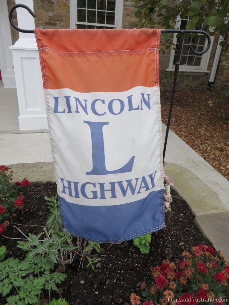 The Lincoln Highway banner