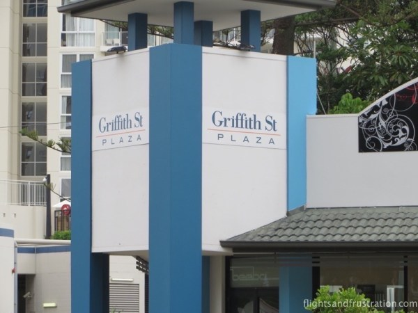 Griffith St plaza Coolangatta is perfect for shopping