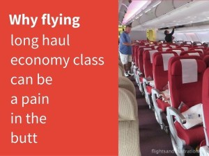 Why Flying Economy Class Long Haul Is A Pain In The Butt