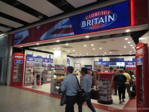 Glorious Britain shop
