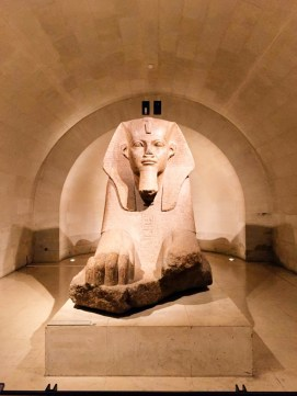 Egyptian Antiquities in the Louvre