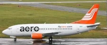 Aero Contractors Booking